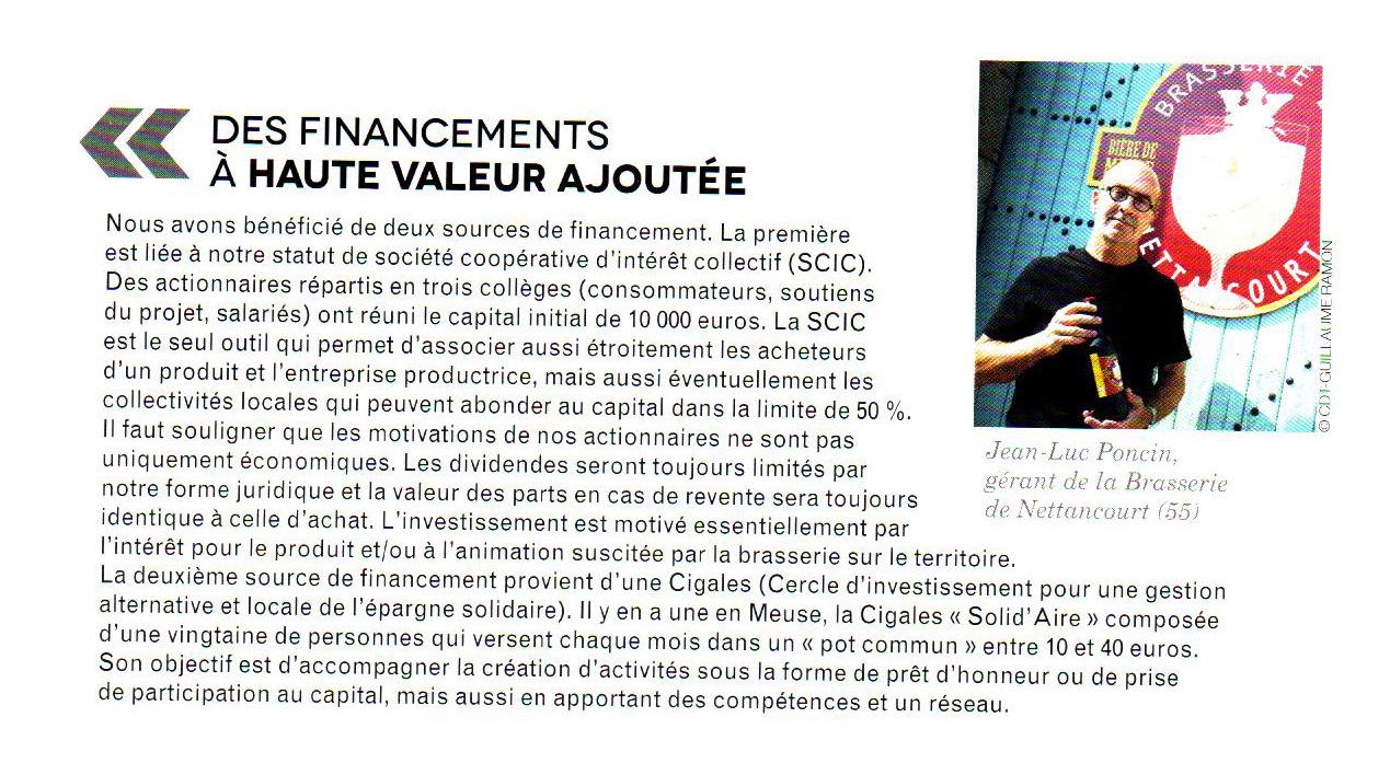 article Hommes et Métiers oct 2015