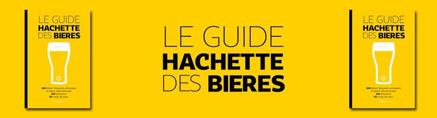Dans le Guide Hachette des Bières