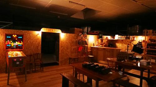 Le bar et les concerts