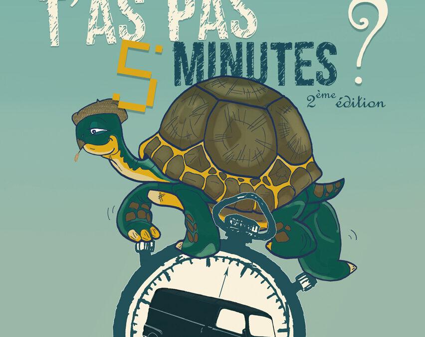 Festival T'as pas 5 minutes les 16 et 17 septembre